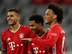 Sané estreia com tudo e mostra: Bayern tem para onde evoluir