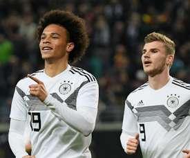 L'Allemagne se rebiffe. Goal