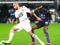 Rennes, Nzonzi ne rejoindra pas Arsenal cet hiver. afp