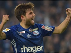 Strasbourg 0 Guingamp 0 (aet, 4-1 on penalties): Laurey's men claim fairytale Coupe de la Ligue win.