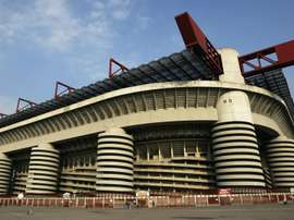 Milan have been handed a hefty fine but have avoided a ban from European competition. AFP