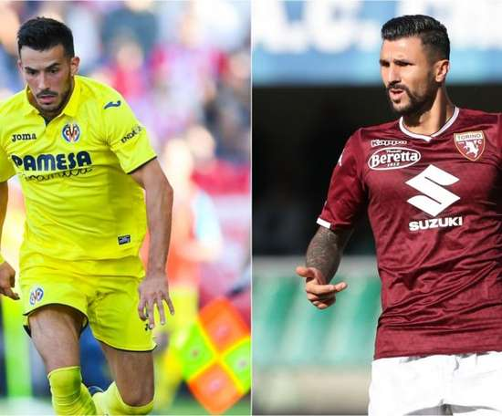 Sansone and Soriano have completed moves to Bologna. GOAL