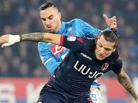 Bologna-Napoli cambia data. Goal