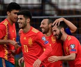 Team-mates made Spain return easy - Cazorla.