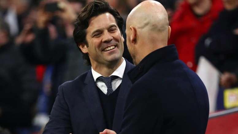 We trust VAR - Solari keeping faith in officials after close call at Ajax