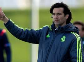 Solari is the new man in charge. GOAL
