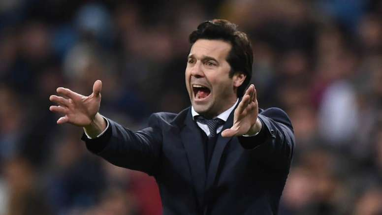 Real Madrid have hundreds of millions of fans - Solari not bothered by half-empty Bernabeu