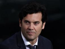 Solari is still up for a La Liga title fight. GOAL
