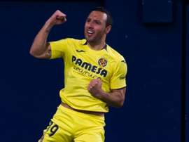 Prospect of meeting old team Arsenal has Cazorla excited. GOAL