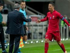 Ronaldo has coach Santos' backing