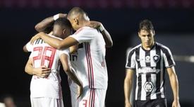 Prováveis escalações de São Paulo e Flamengo. Goal