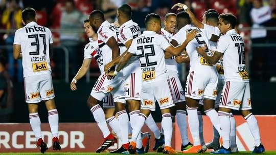 ão Paulo Chapecoense Campeonato Brasileiro. Goal