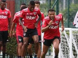 São Paulo faz pré-temporada para consumo interno. Goal