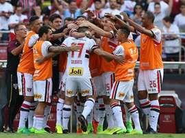 São Paulo só joga com o Defensa y Justicia a 11 de maio. Goal
