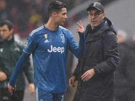 Mughini scrive a Sarri: 'Grazie per aver sostituito Ronaldo'