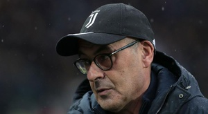 Sarri: Juve can't use front three. GOAL