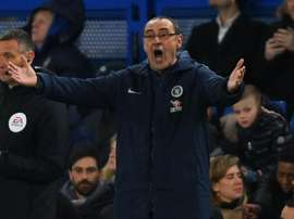 Sarri not worried by fans' jeers
