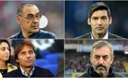 Four of the biggest teams in Italy are getting a new manager next season. GOAL