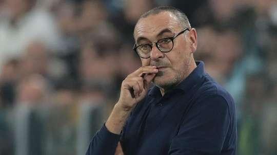 Il tecnico della Juve Maurizio Sarri. Goal