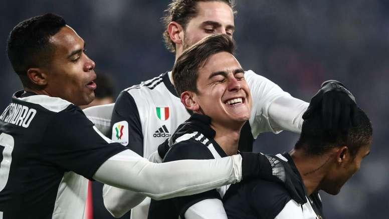 Dybala et la Juventus assurent le spectacle. Goal