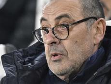 Sarri estasiato dalla Juventus