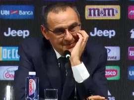 Sarri, Juventus.