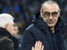 Sarri commenta il successo della Juventus sulla SPAL. Goal