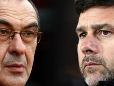 Pochettino or Sarri for Juve? We'll see