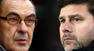 Pochettino or Sarri for Juve? We'll see