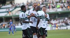 Manaus e Coritiba pela Copa do Brasil. Goal