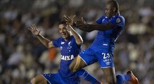O incrível feito do Cruzeiro contra o Vasco.Goal
