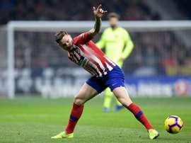Saul k.o. Goal