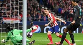 Saul a une foi indéfectible en l'Atlético. Goal