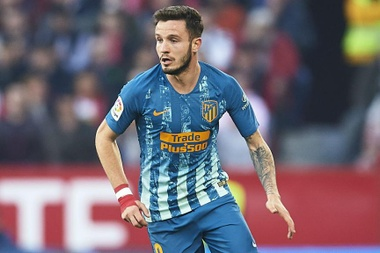 Saul sustained the injury in the cup defeat to Girona. GOAL