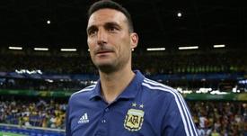 Apoiado por Messi, Scaloni deverá seguir na Argentina até 2022. Goal
