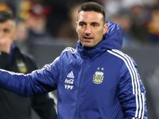 Scaloni suggests Germany draw best performance of Argentina reign. GOAL