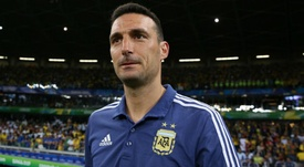 Scaloni pleased with Argentina