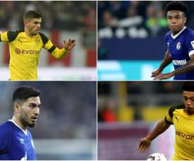 The Revier derby match will have a number of players to watch out for. GOAL