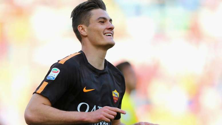 Schick nearly joined Juventus in 2017. GOAL