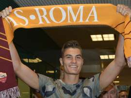 Roma have completed the signing of forward Patrik Schick. GOAL
