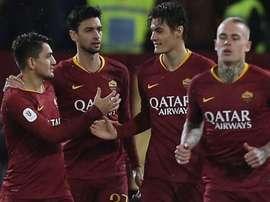 Problemi in casa Roma. Goal