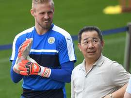 Schmeichel's letter to chairman