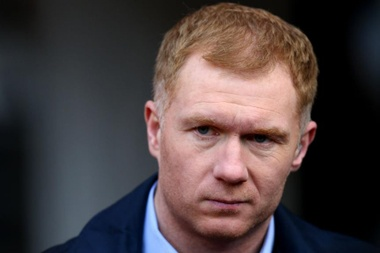 Paul Scholes thinks that even Messi would struggle in the current United side. GOAL