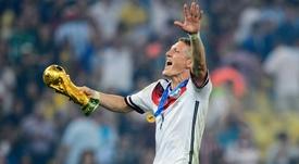 First coach lauds retiring World Cup winner. GOAL