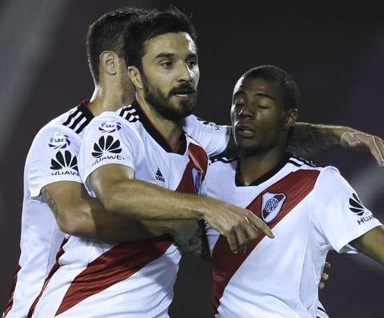 River Plate Superliga. Goal
