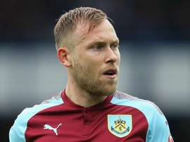 Arfield and Dean Marney will leave Turf Moor at the end of their contracts. GOAL