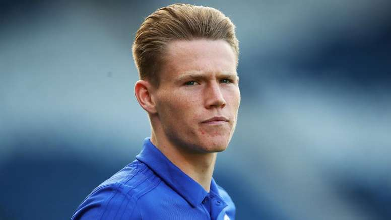 McTominay, Robertson and Fraser leave Scotland squad. GOAL