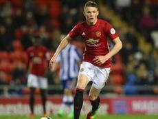 O jovem meia tem tido cada vez mais minutos no Man. United. GOAL