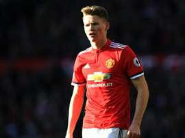 McTominay was grateful to the United boss for his guidance. GOAL