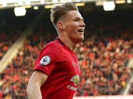 Scott McTominay is positive about Man Utd despite a poor start to the season. GOAL